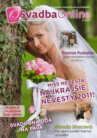 fffa0eae0743 Časopis SvadbaOnline 1 2012 by Daniel Andrasko - issuu