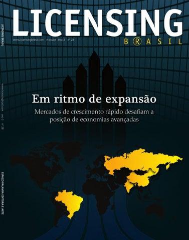 83bfe62320 Revista Licensing Brasil   28 by EP Grupo – Agência de Conteúdo - issuu