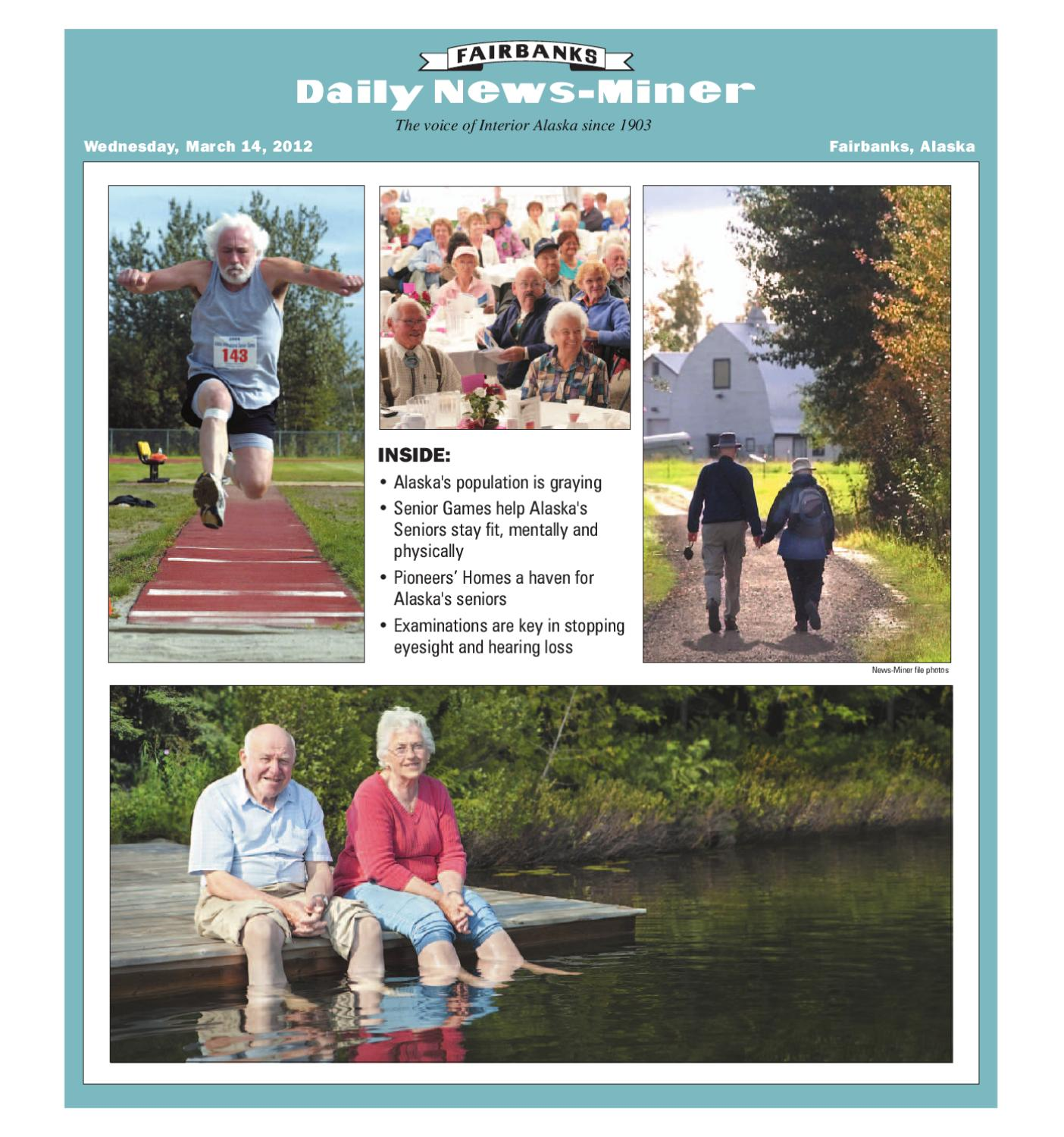 Health and Wellness - Spring 2012 by Fairbanks Daily News-Miner - issuu