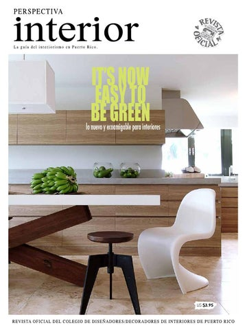 REVISTA PERSPECTIVA INTERIOR 5TA EDICION by Gretchen Rivera - issuu
