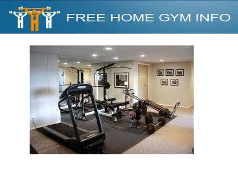 Create your home gym by create your home gym issuu