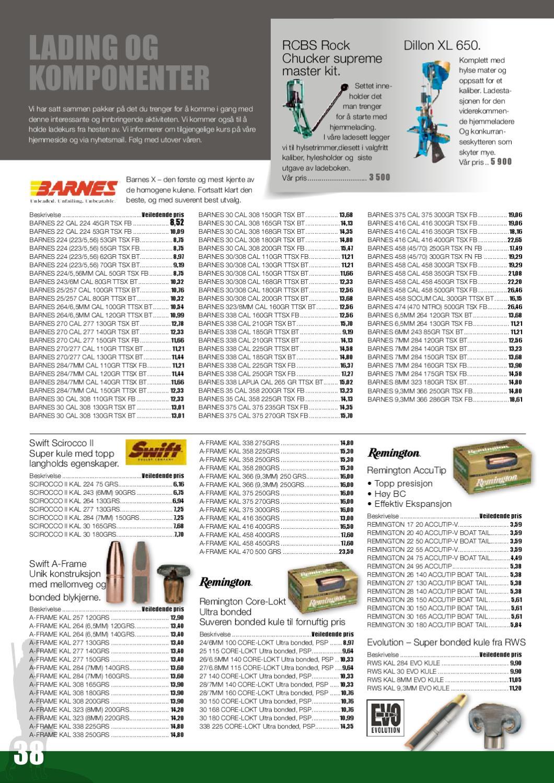 Jakt & Friluft AS - Katalog 2012 by Jakt & Friluft AS - Issuu
