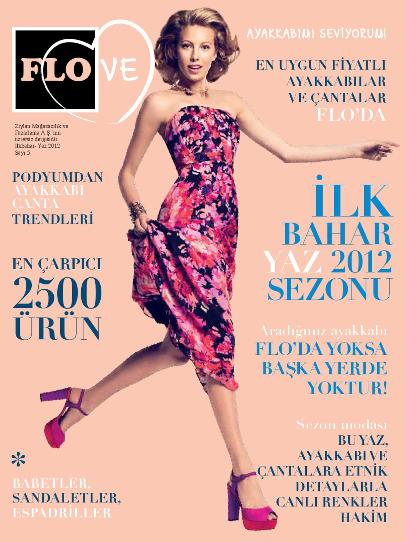 d855e442836 FLOVE 2012 İlkbahar - Yaz by Ziylan Mağazacılık ve Pazarlama A.Ş ...