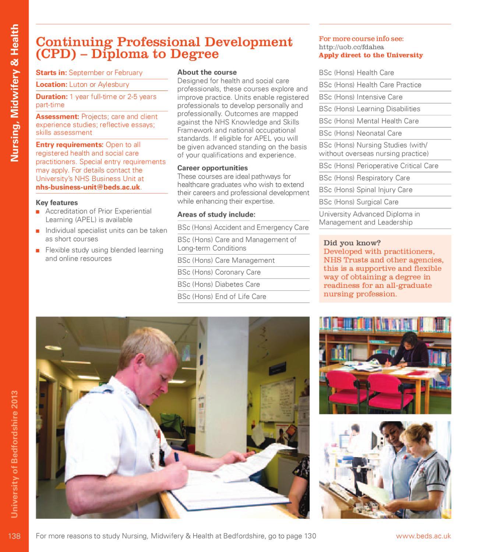 UG Prospectus 2013 by University of Bedfordshire - issuu