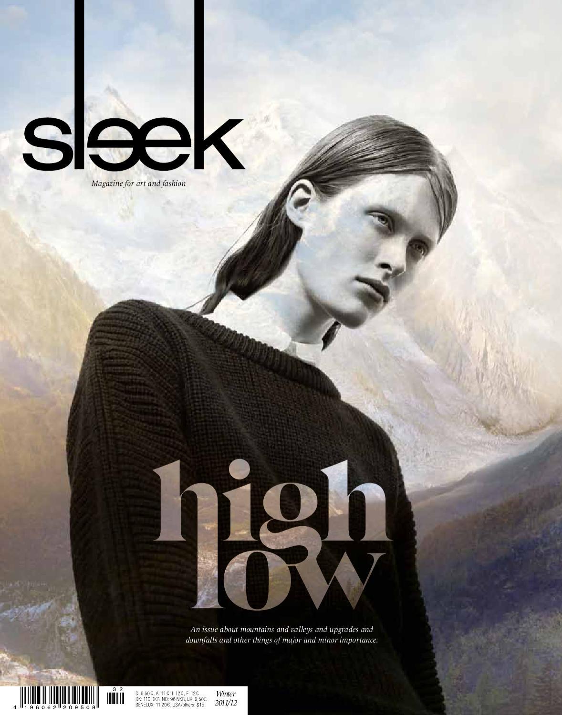 SLEEK 32 HIGH | LOW by Sleek Magazine, The Visual Contemporary - issuu