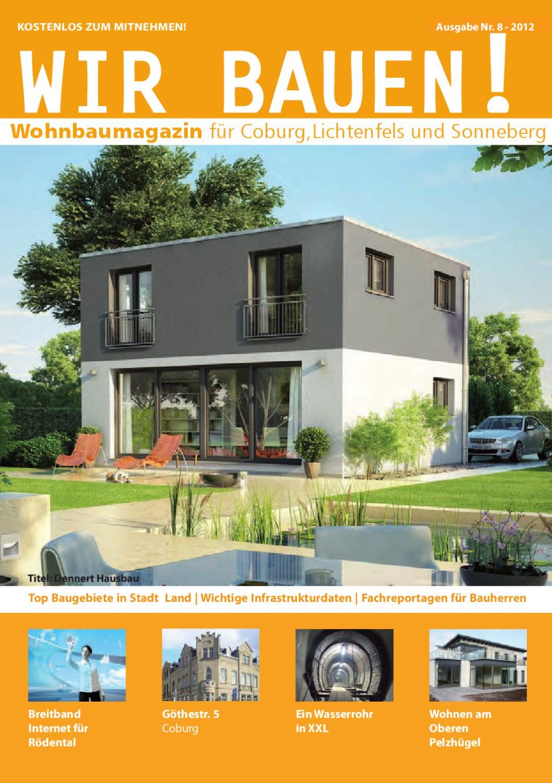 Elegant Wir Bauen Magazin Nr. 8 By Heiko Bayerlieb   Issuu