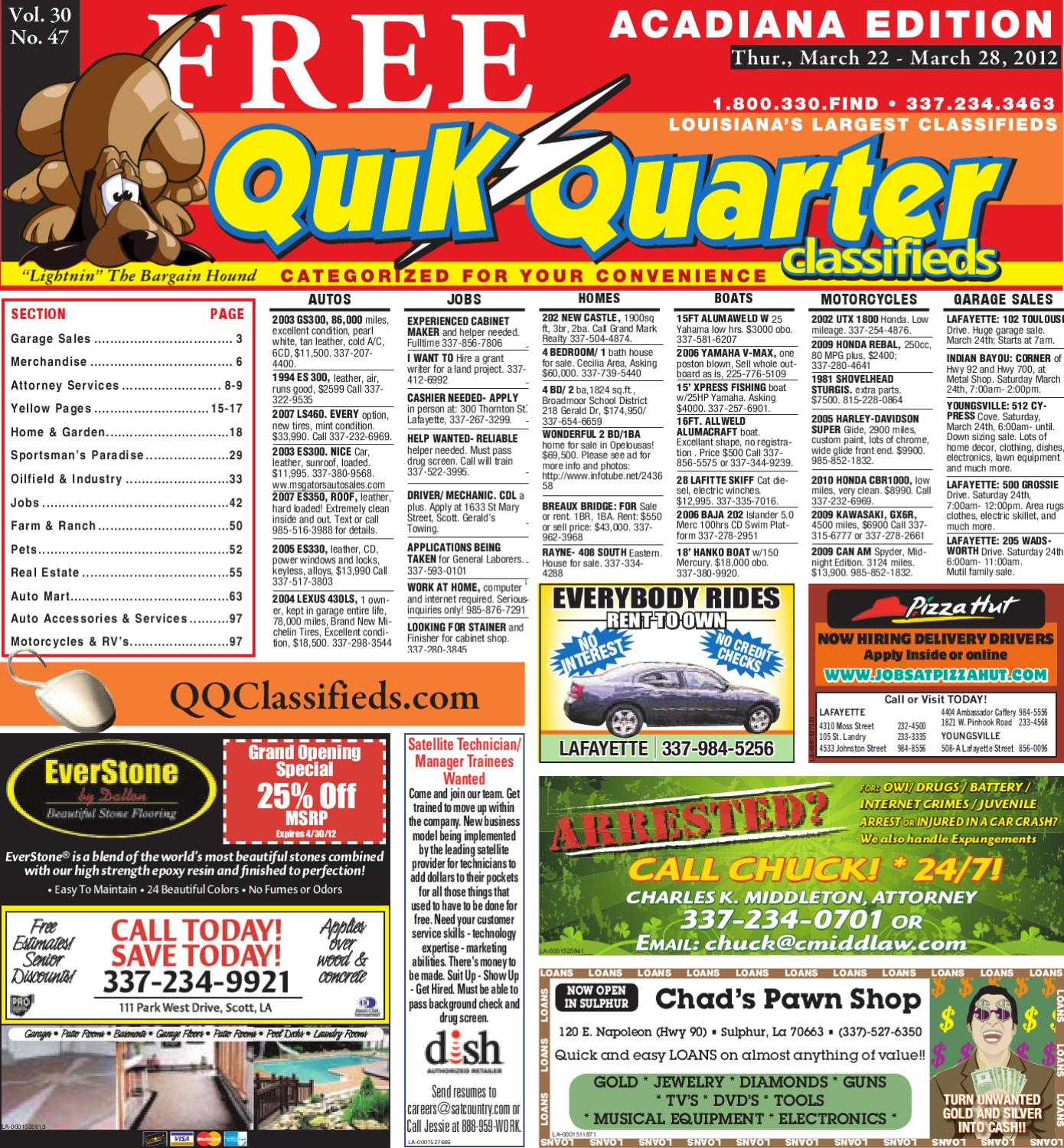 51948a8bcae QQ Acadiana by Part of the USA TODAY NETWORK - issuu