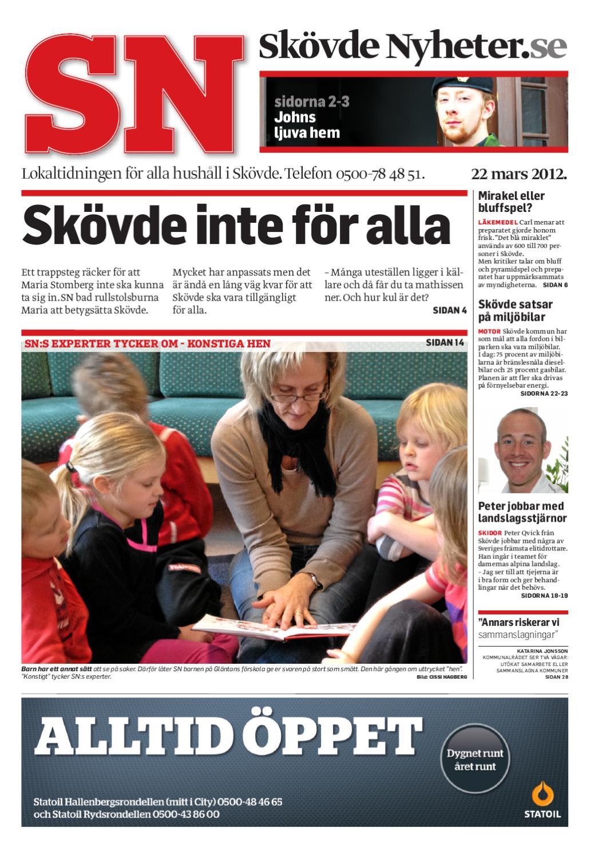3cb232831369 SN 20120322 by Skövde Nyheter - issuu