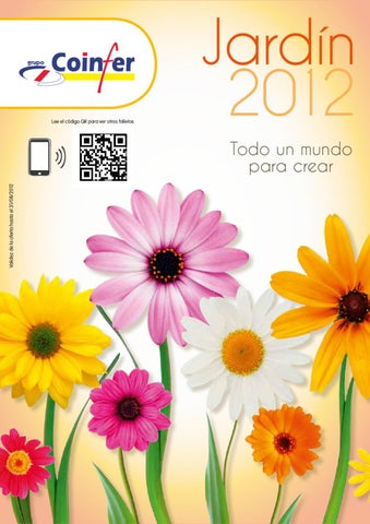 Jardin 2012 COINFER by Jorge Moreno - issuu 886bcfafe090