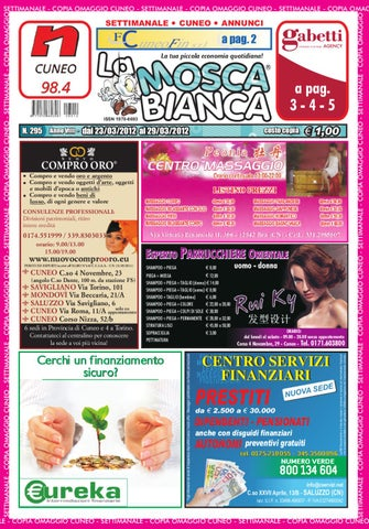 Mosca Bianca Cuneo n. 295 by sandro acchiardi - issuu 05cc71e3843