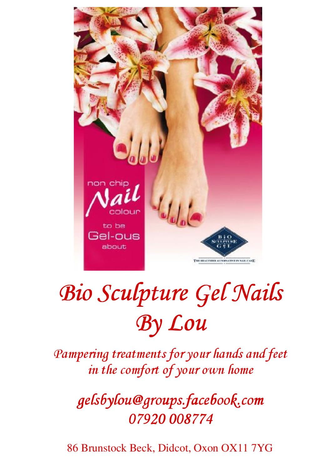 Bio Sculpture Gel Nails by Lou by Lou Hatter - issuu