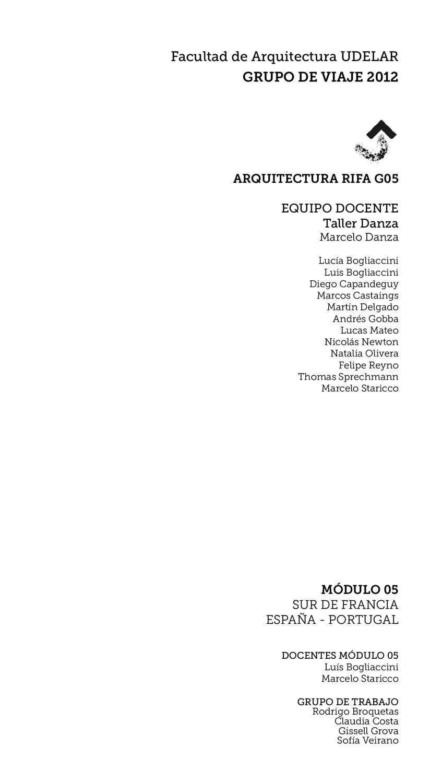 100% authentic 8b155 d057b 07 Sur de Francia, España, Portugal by Andres Richero - issuu