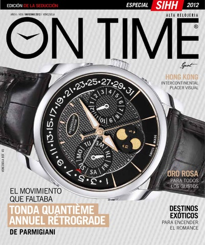 2578b57a11a9 ONTIME INVIERNO 2012 by Geot  Grupo Editorial On Time  - issuu