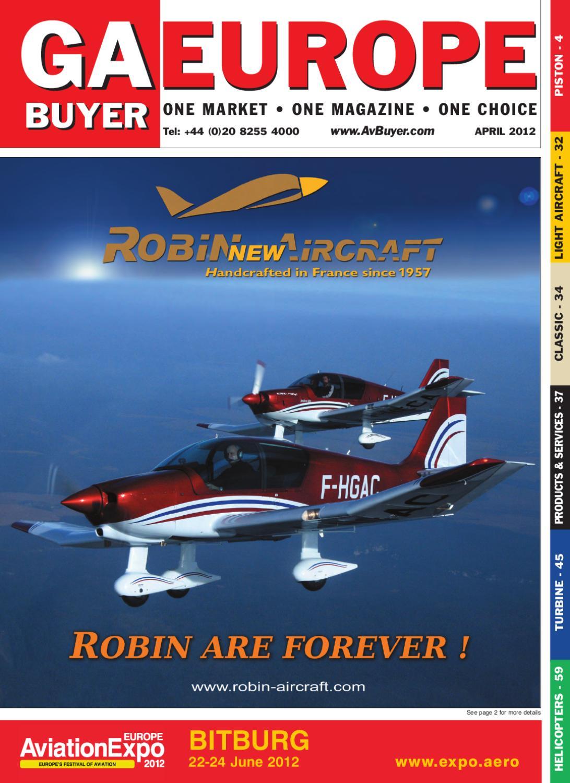 Gabuyer Europe Magazine Apr 12 By Avbuyer Ltd Issuu Pw4000 Field Wire Harness Repair