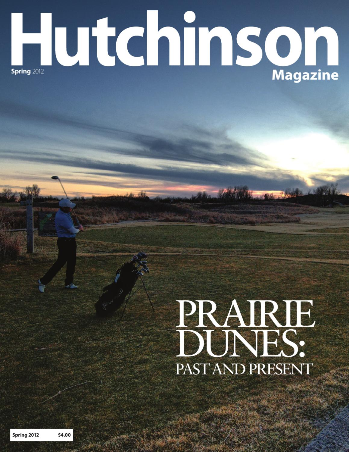 HUTCHINSON MAGAZINE By Sunflower Publishing