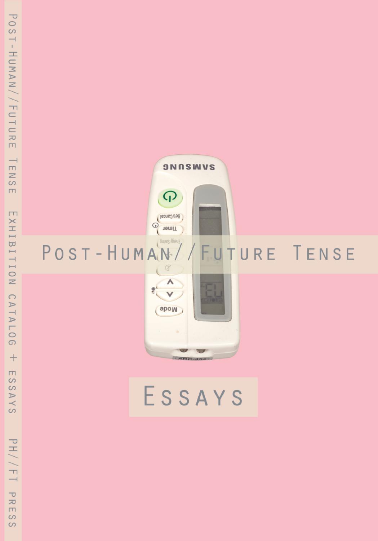 Post-Human // Future Tense by Nicholas Sagan - issuu