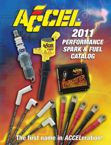 Accel Catalog for Power Brake TV by Power Brake - issuu