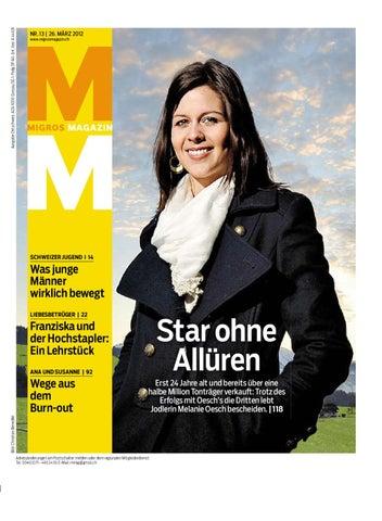 Migros Magazin 13 2012 D OS By Migros Genossenschafts Bund   Issuu