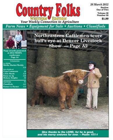 409eadd2b839 Country Folks West 3.26.12 by Lee Publications - issuu