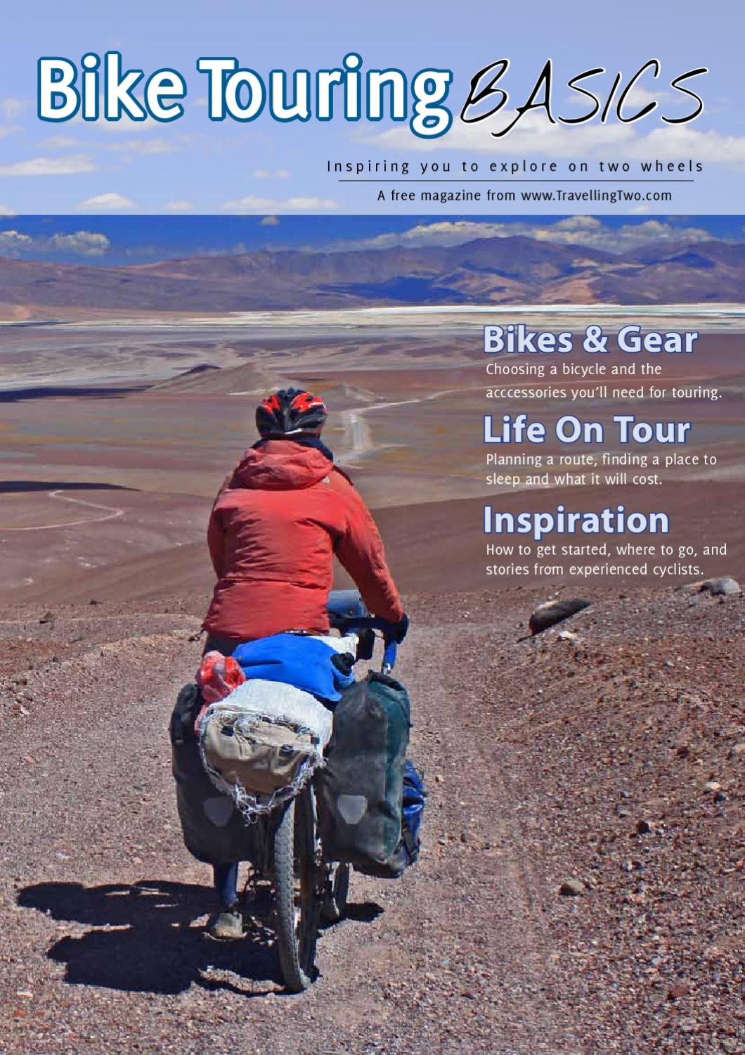 Bike Touring Basics by Doğa Yaman