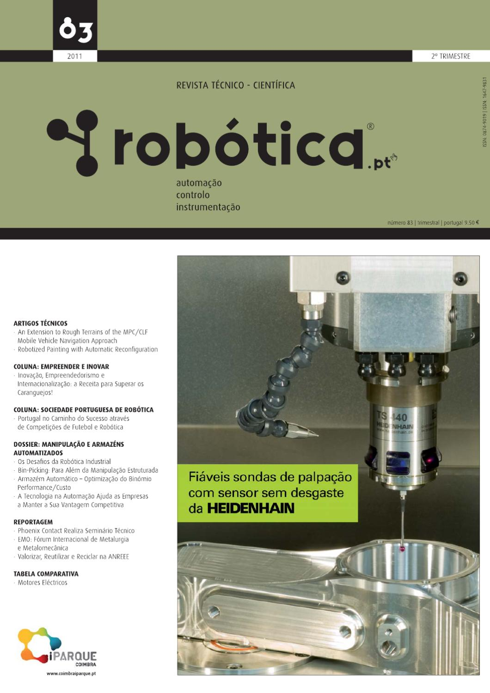 948a65971 Robótica 83 by Ana Pereira - issuu