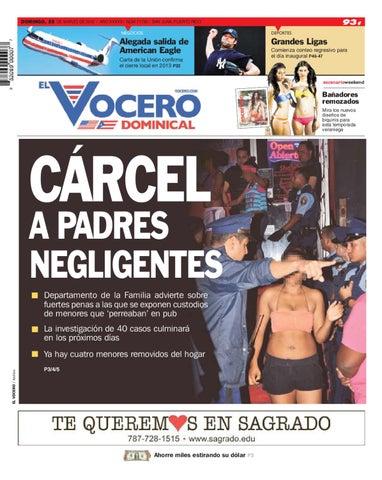 03969a9c8 El Vocero de Puerto Rico by El Vocero de Puerto Rico - issuu
