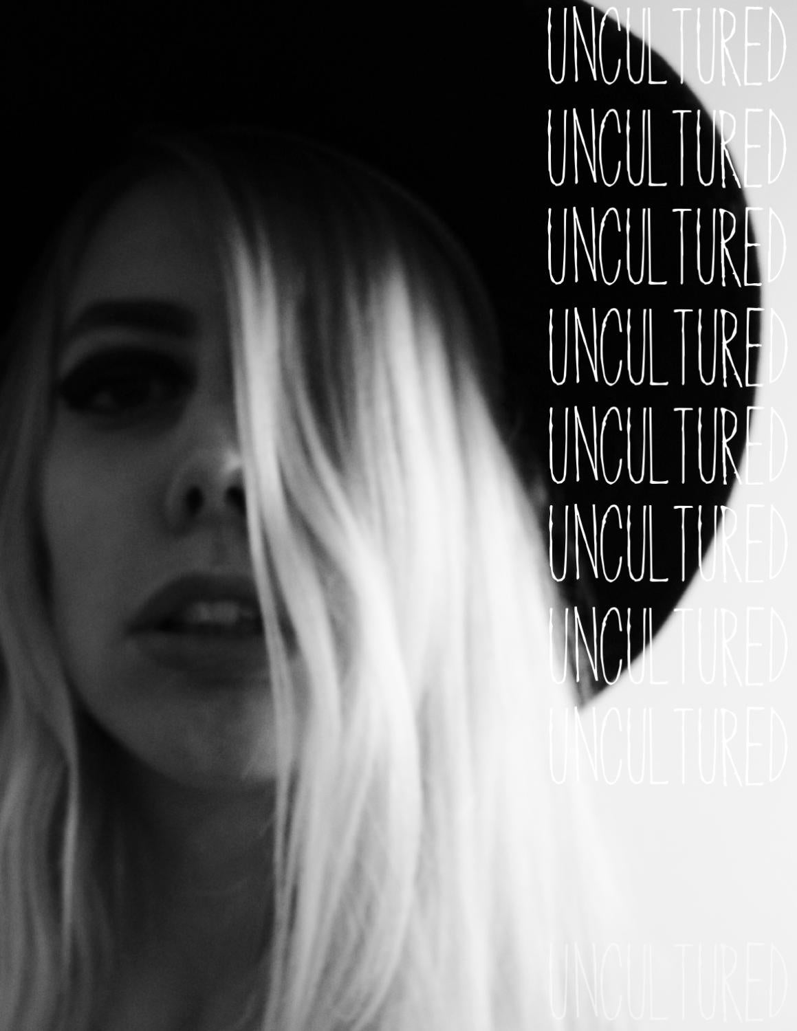 UNCULTURED 002 - WE ARE YOUNG AND WILD AND FREE by ...