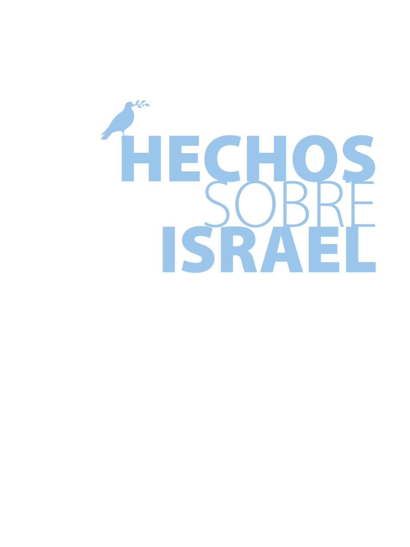 Hechos sobre Israel by Sarah Lederhendler - issuu