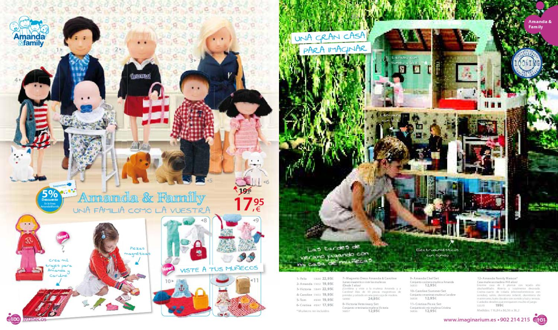 Cat logo imaginarium juguetes para primavera 2012 by issuu - Casa amanda imaginarium ...