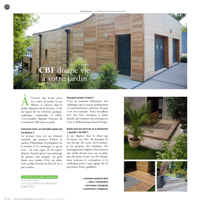 Plan Ou Photo Pool House Pour Piscine arts & gastronomie n°21 printemps/spring 2012 | vebuka