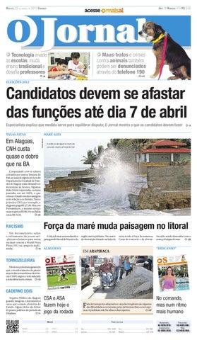 6a7db8307 OJORNAL 25/03/2012 by OJORNAL SISTEMA DE COMUNICACAO - issuu