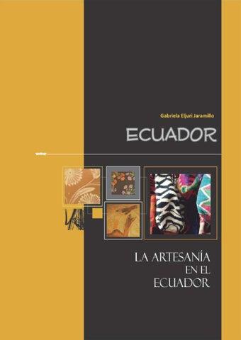 Patrimonio Cultural Inmaterial latinoamericano II  Artesanías ... 5bf1d0a7d22
