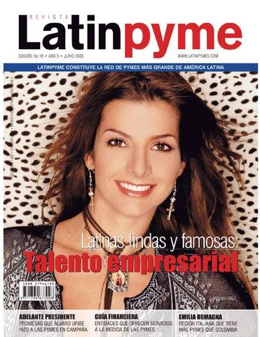 Edición Latinpyme No. 18