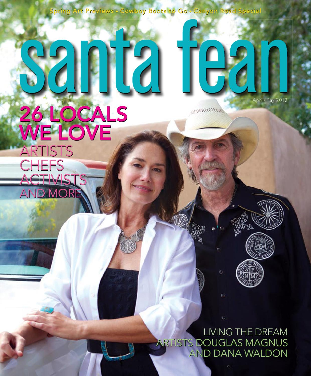 983dad1c44b The Santa Fean Magazine April May 2012 by Bella Media Group - issuu