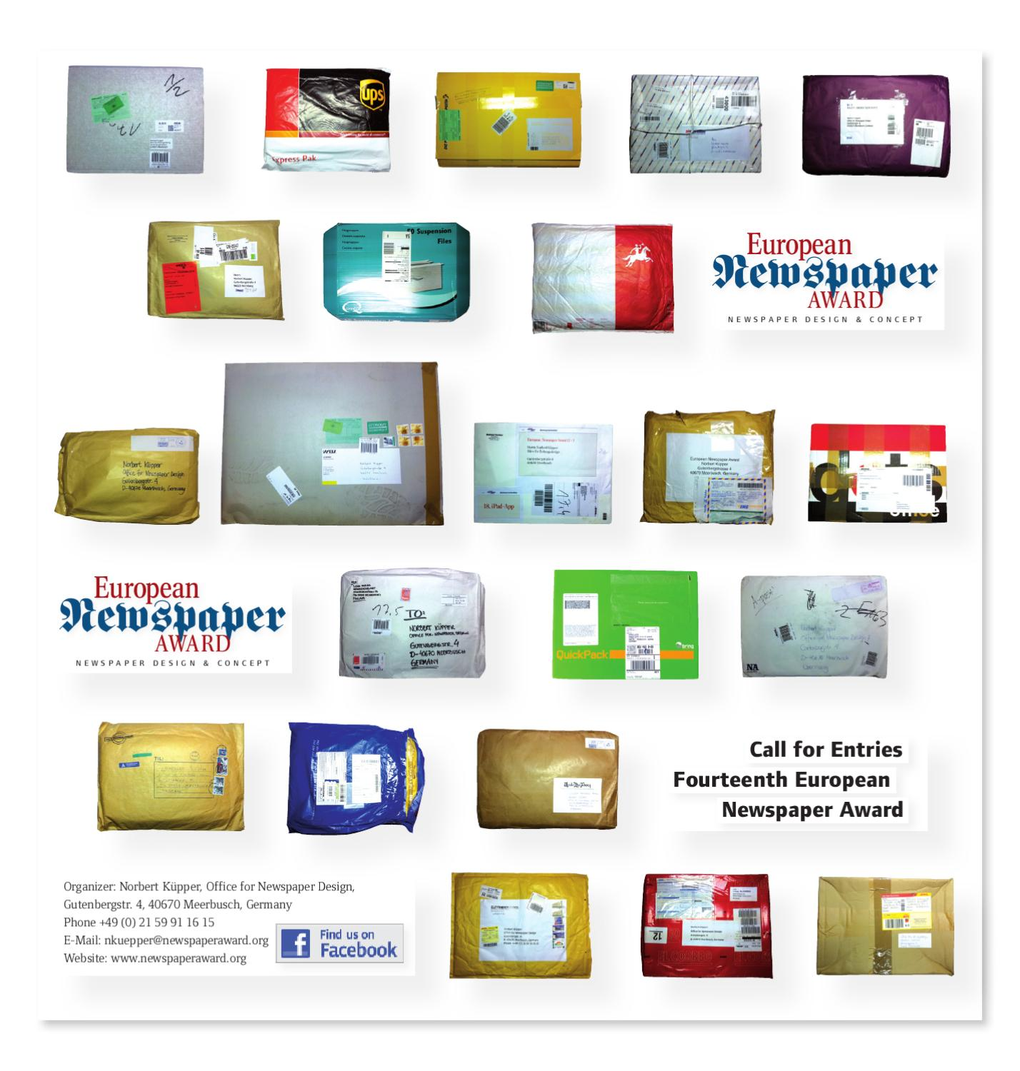 14. Award Call for Entries by Norbert Kuepper issuu