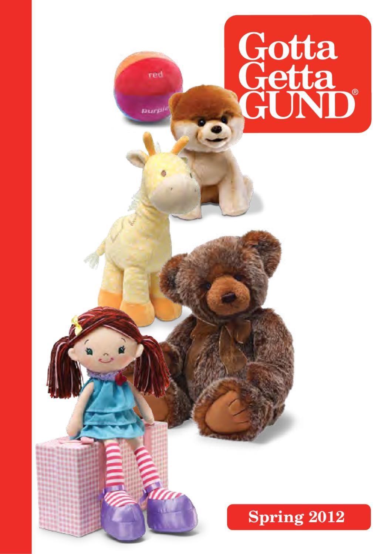 Gund 320653 Chic Pets Purple Dog Puppy Soft Toy Plush