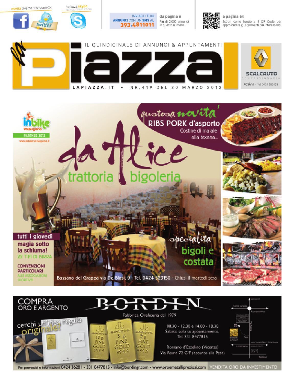 7953481e2b la Piazza 419 by la Piazza srl - issuu