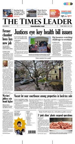 Times Leader 03-27-2012 by The Wilkes-Barre Publishing Company - issuu f4c434bec739d