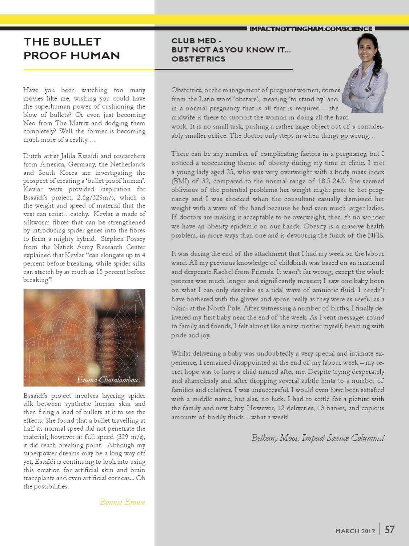 Impact Magazine - Issue 215 - March by Impact Magazine - issuu