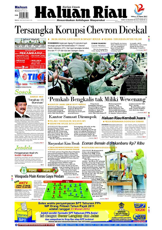 haluanriau-2012-03-27 by Haluan Riau - issuu 3c873a247d