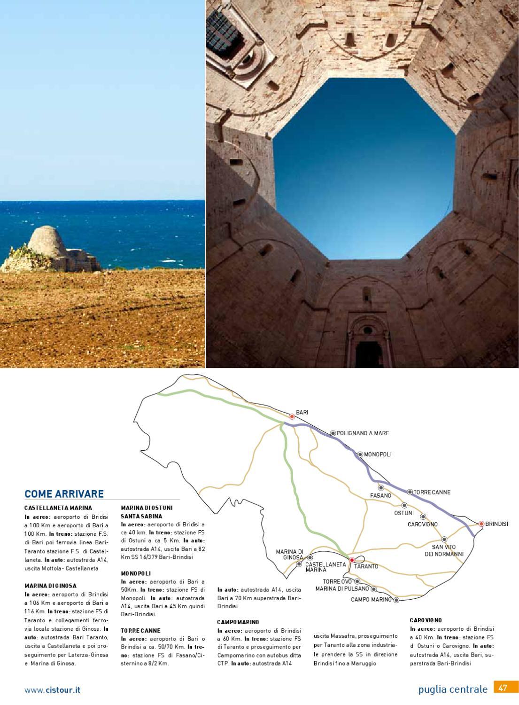 Catalogo Puglia Centrale 2012 - Cis Tour by Cis Tour - issuu