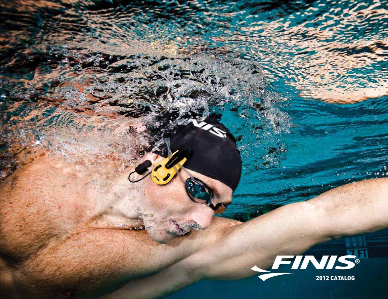 Swimming Pool Equipment Swimfin Swim Research Swim Training Floating Fins for Leg Strength and Aquatic Water Exercise