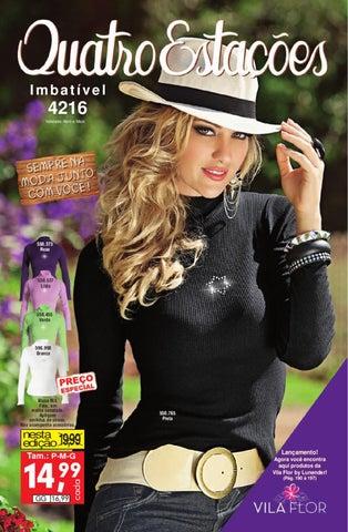 Revista Quatro Estações 4216 by Posthaus.com - issuu 25ba577aacde3