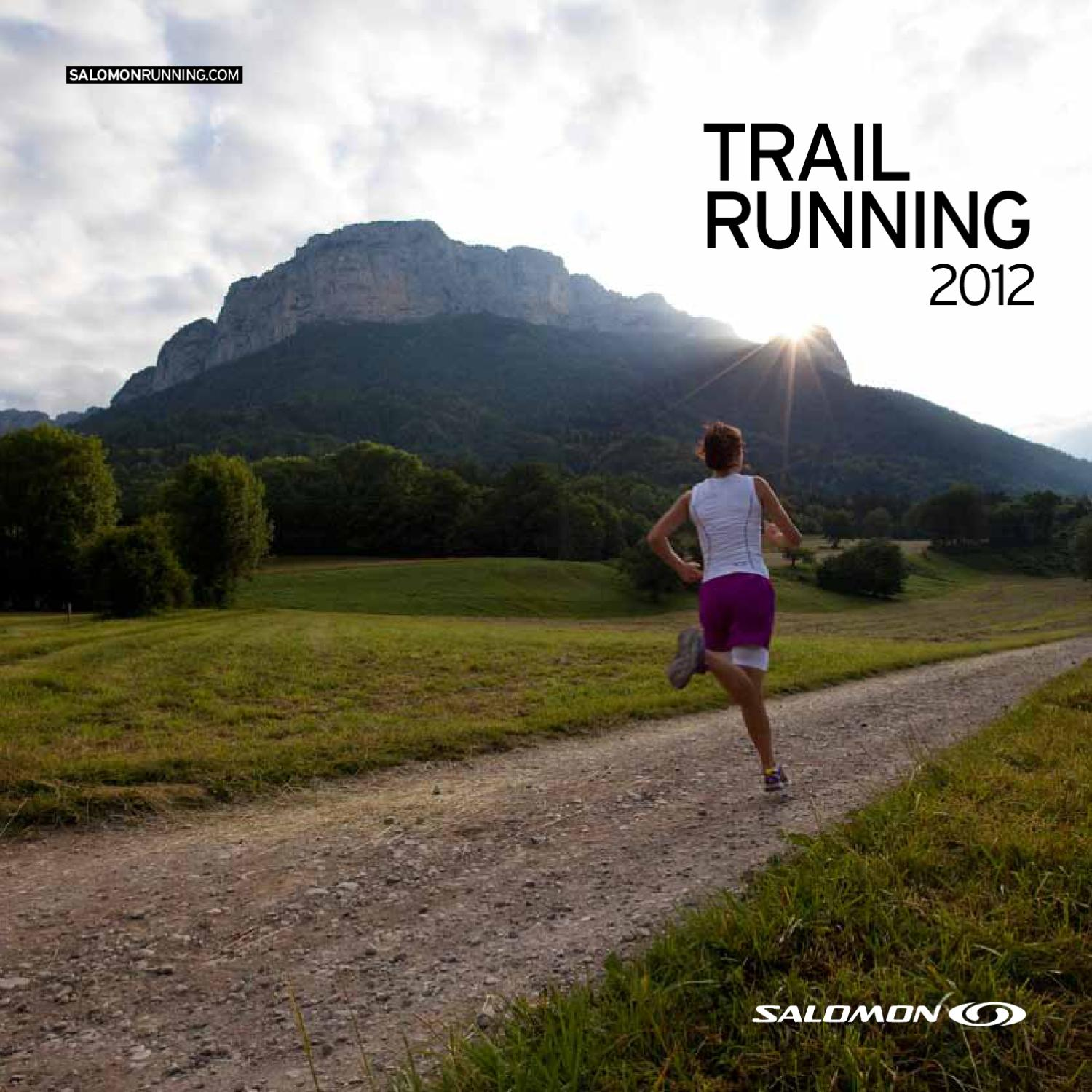 cd69b4dc25f9 Salomon Trail Running Brochure by MountainBlogIT - issuu