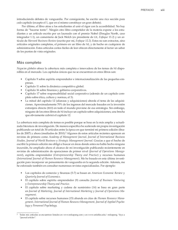 Negocios Globales Peng Pdf