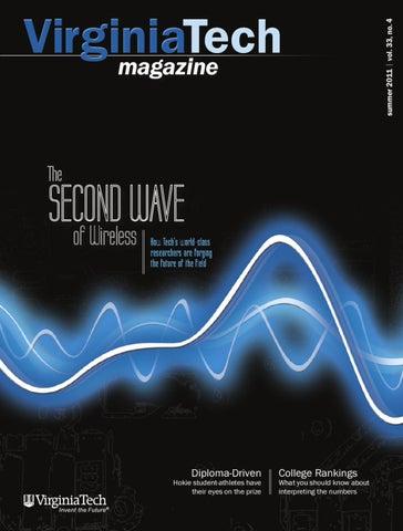 Virginia Tech Magazine Summer 2011 By