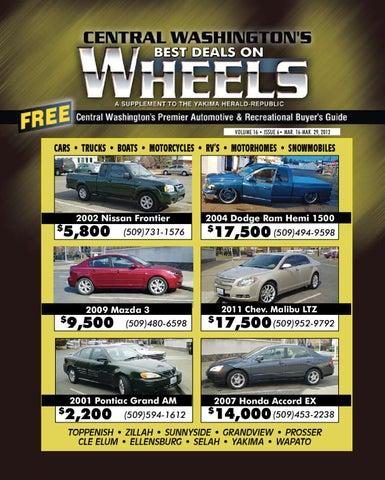 Brilliant Wheels 03 16 2012 By Yakima Herald Republic Issuu Wiring Cloud Peadfoxcilixyz