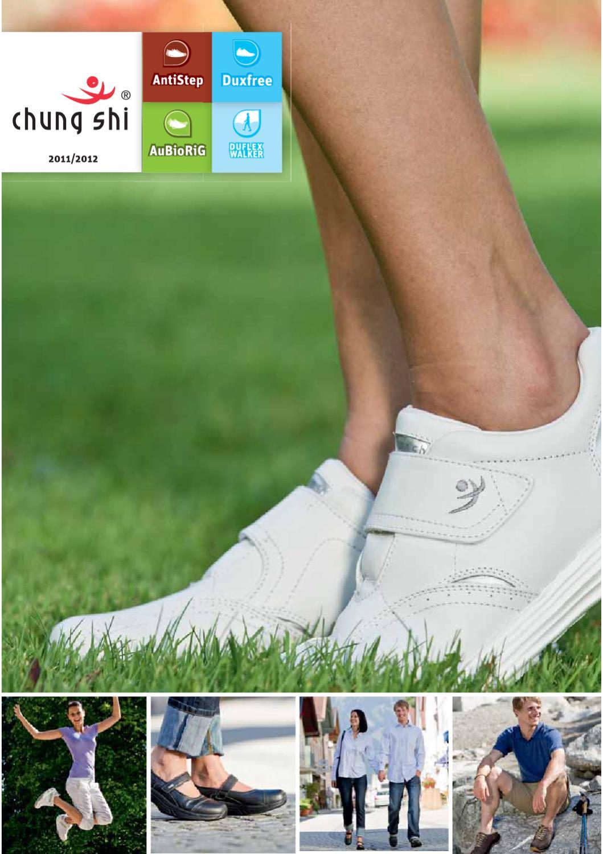 Buty do fitness i do biegania Chung Shi Comfort Step Sport