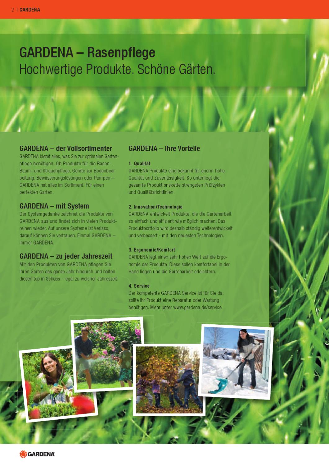 gardena lawn care 2012 - german by husqvarna ab - issuu