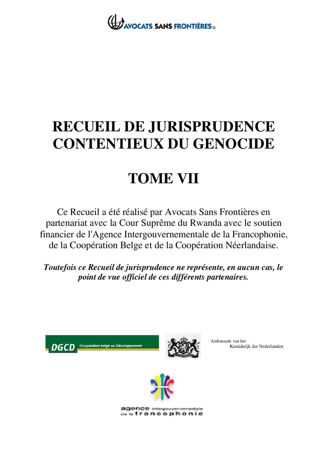 6721778c5c ASF_JurisprudenceGénocide_7 by Avocats Sans Frontieres asbl - issuu